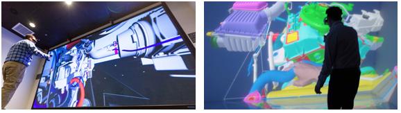 中冠创景虚拟现实工业仿真视景仿真