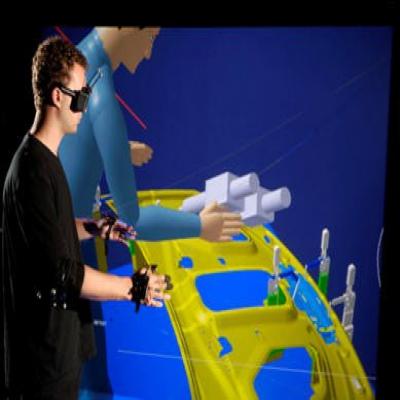 人机工程、工艺验证解决方案