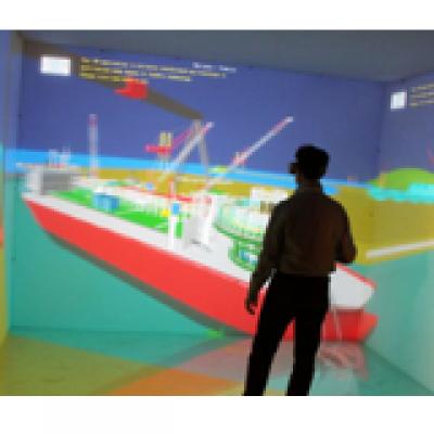 船舶工业应用TechViz