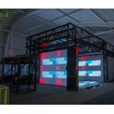 德国亚琛工业大学aixCAVE项目辅助互动式科学探索应用TechViz