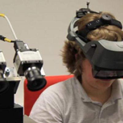 德国卡塞尔大学人机系统工程系人机交互实验室使用ART系统