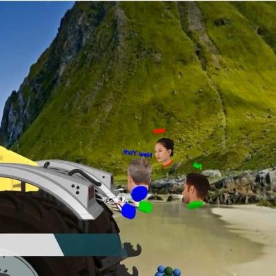 TechViz协同VR解决方案